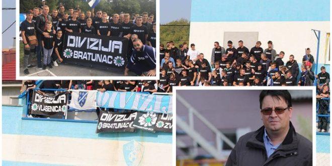 Navijači Sloge iz Podrinja krenuli na utakmicu u Bugojno - VELIKA PODRŠKA ZA NOVA TRI BODA - FOTO